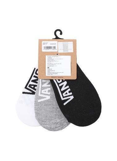 Vans Spor Çorap Siyah